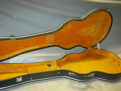 1976 IBANEZ LP GUITAR CASE -- made in JAPAN