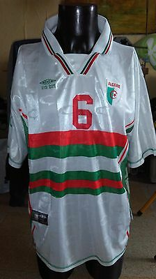 Maillot collector Algerie annees 90 cirta sport taille L