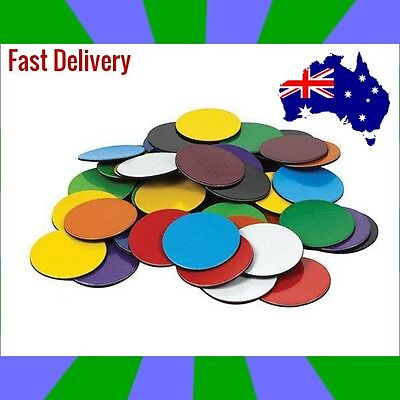 Primary Teaching Resource Counters 25mm Magnetic (50 piece)