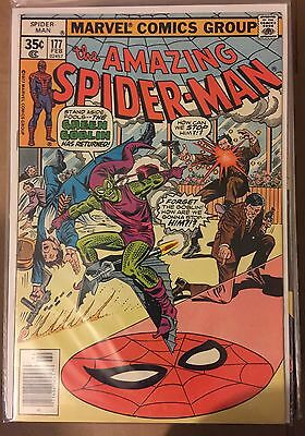 The Amazing Spider-Man #177 ⭐️ FN+ ⭐️ Marvel Comics