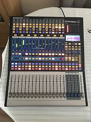 PRESONUS StudioLive 16.4.2 Digital Mixing Console Desk with rack conversion kit