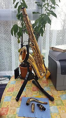 Yamaha YTS62 Tenor Saxophone with case