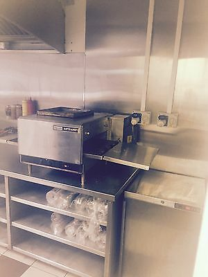 Town Centre Takeaway A5 License For Sale
