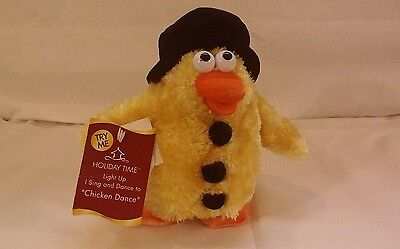 Rare Vintage Dan Dee Dancing Chicken - Collector's Choice - With Tags, Cool!