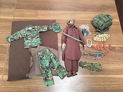 Did 1/6 scale Afghanistan sas fighter job lot
