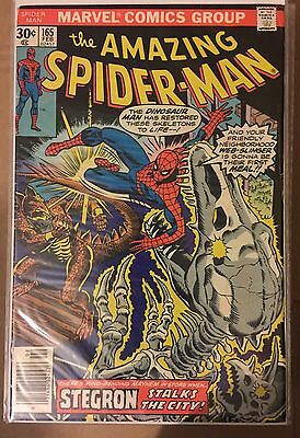 The Amazing Spider-Man #165 ⭐️ FN- ⭐️ Marvel Comics