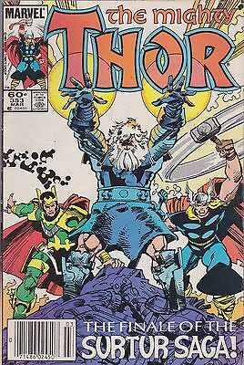 The Mighty Thor #353 Marvel 1985
