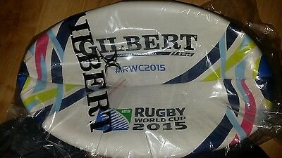 Gilbert Rugby 2015 World Cup Ball, Size 5, BRAND NEW