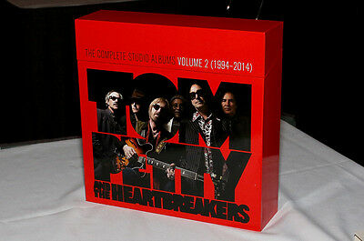 MC 2017 MusiCares® Person of the Year Honoree Tom Petty Signed 7 Album Box Set