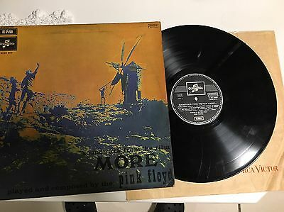 PINK FLOYD LP MORE ORIG made in italy1969 columbia scxq 8112 !!!!!!!