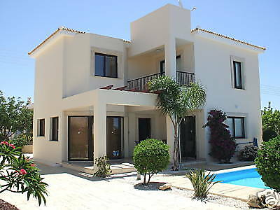 Luxury 3 Bedroom Villa For Rent, Paphos, Cyprus