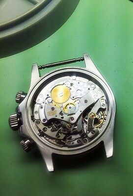 Rolex Daytona Minute well 4130
