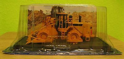 Soil Compactor 1:64 NEW !!! ( construction machines nr.16 )