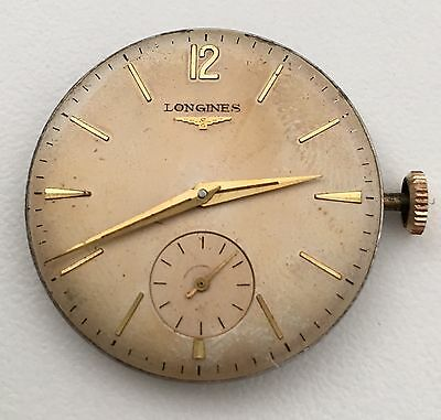 Longines Cal 30L For Parts