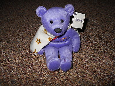 Elvis Presley - Elvis-A-Rama Museum Bear  The King, NEW with tag