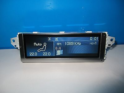 Citroen DS3 RD4 Colour Display Screen Genuine BRAND NEW 2010-2015