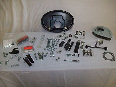 Harley Davidson Miscellaneous New and Used Parts Lot - Auction Grab