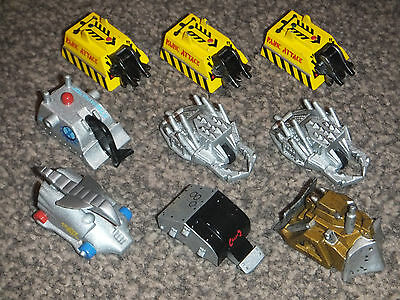 ROBOT WARS 4cm METAL MINIBOTS - MANY TO CHOSE FROM SAVE ON P&P ON MULTIPLE BUYS