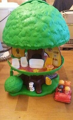 Vintage Collectors Original 1970's Palitoy Treehouse complete * FREE UK POSTAGE