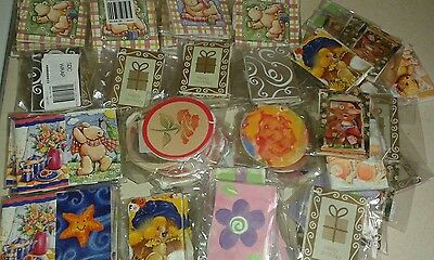 Joblot Of 100 Pack's Birthday Gift  Tags New And Sealed