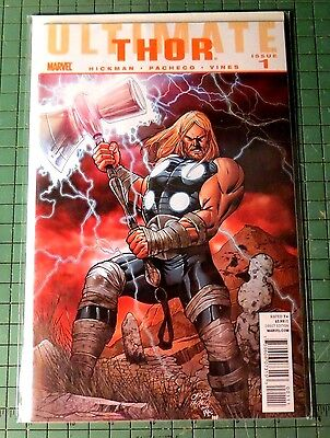 Ultimate Thor Issue 1  Marvel Comics Modern age Comic CB961