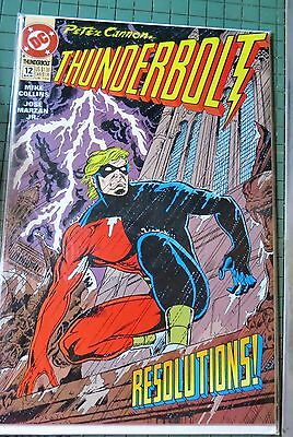 Peter Cannon Thunderbolt #12 DC Comics Modern Age Lot C463