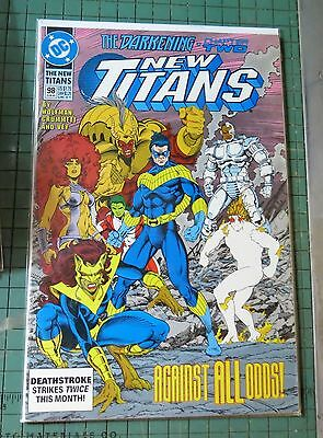 The New Teen Titans #98 DC Comics Modern Age Lot C462