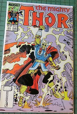 The Mighty Thor #378   Marvel Comics Copper Age Lot C478