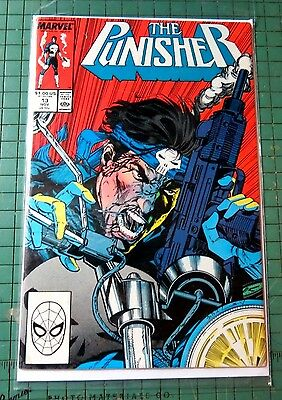 The Punisher #13 Marvel Comics Copper Age CB560