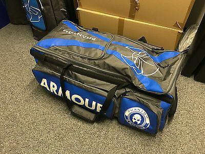 Phantom Cricket Armour Large Stand Up Wheelie Holdall ONE OFF.