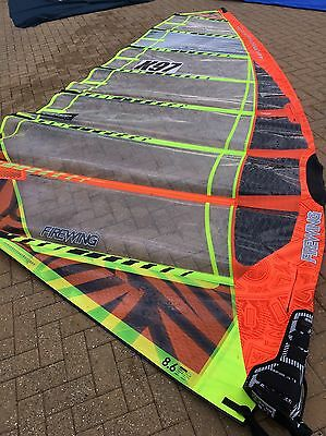 2016 RRD Firewing Mk IV 8.6m  Relisted Price reduced!!!!