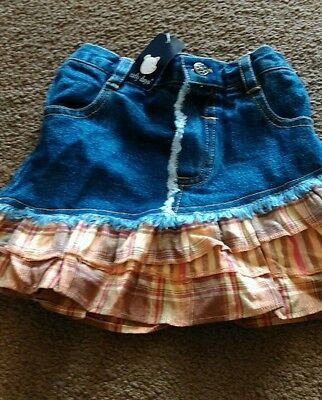 6-12 months skirt new with tags