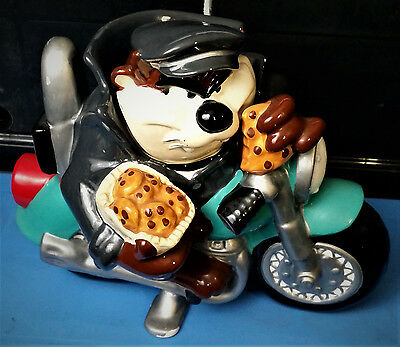 Warner Bros Tasmanian Devil Cookie Jar - Exclusive - Looney Tunes Taz - Rare