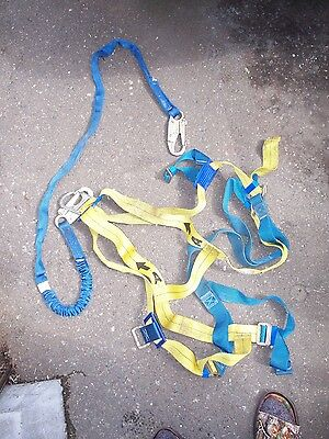 roofing harness, fall protection,