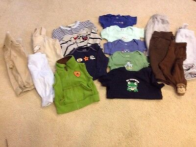 Lot Of 3–6 Month Boys Clothing