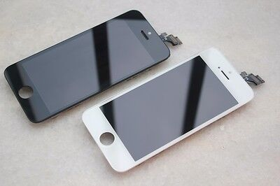 100% Guarantee LCD for iPhone 5 LCD Display+Touch Screen Digitizer