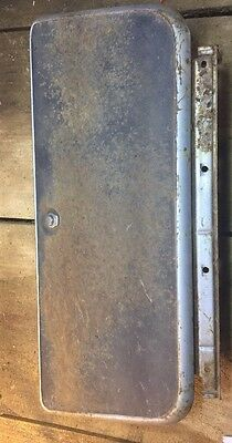 67 68 69 70 71 72 Gm Gmc Chevy Pickup Truck Dash Glove Box Door Lid Cover Patina