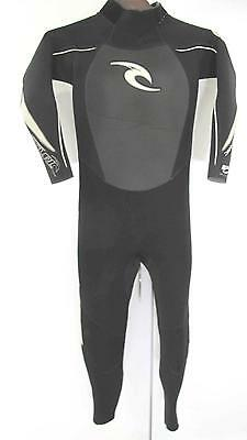 Juniors RIP CURL Dawn Patrol 4/3mm Full WETSUIT - Youth Size 14