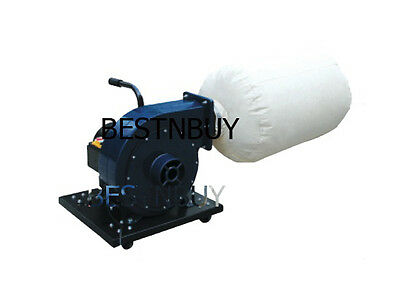 Small Size 750W(1 Hp) Dust Collector And Easy To Be Taken