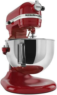 KitchenAid Professional 5 Plus Series 5Qt Stand Mixer - Empire Red