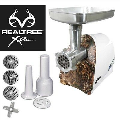 Weston Realtree Meat Grinder and Sausage Stuffer