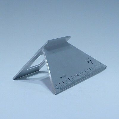 Japanese SHINWA Square Layout Miter Double 45 Degree 62114 New Made In Japan