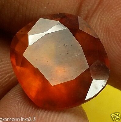 9.48 CT HESSONITE 100% Natural GIE Certified Best Quality Gemstone