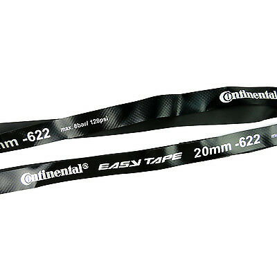 Continental EASY TAPE 700C x 20mm 20-622 Road Bike Wheel Rim Strip Tape - 1 set