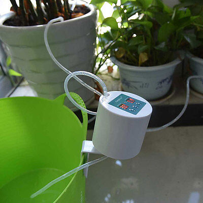 Home Automatic Watering System Easy Irrigation System Watering Timers Controller