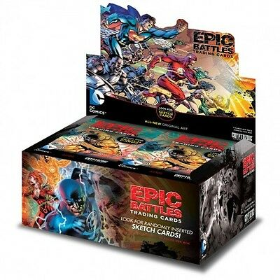 DC Comics Epic Battles TCG