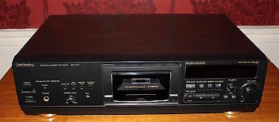 Technics Rs-Az7 Aa 3-Head Cassette Tape Deck Player & Recorder - Free Postage