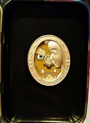 BEAUTY and the BEAST Duet pin Limited Edition 2016