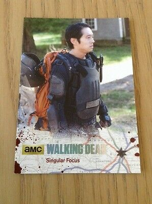 The Walking Dead Season 4 Part 2 Silver foil parallel card #56 (83/99)