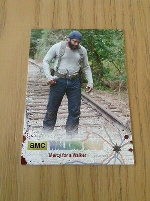 The Walking Dead Season 4 Part 1 Silver foil parallel card #63 (67/99)